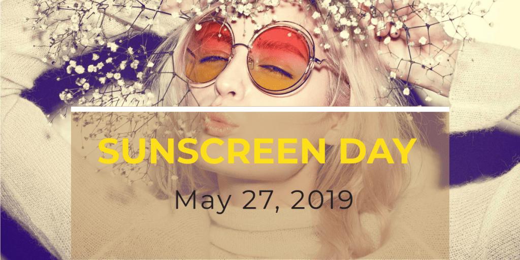 Sunscreen Day 2019