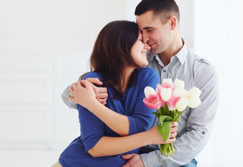 Husband Wife on Wife Appreciation Day