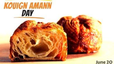 Kouign Amann Day