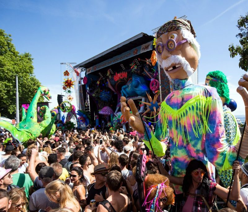 Street Parade In Zurich 2019: Dates, Lineup, DJs, Stages