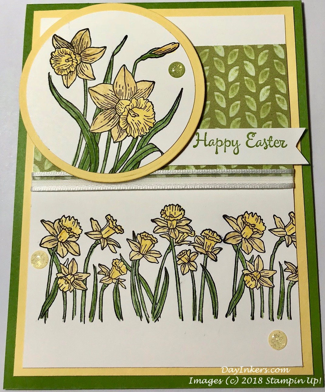 You're Inspiring Stampin Up! Card CASE