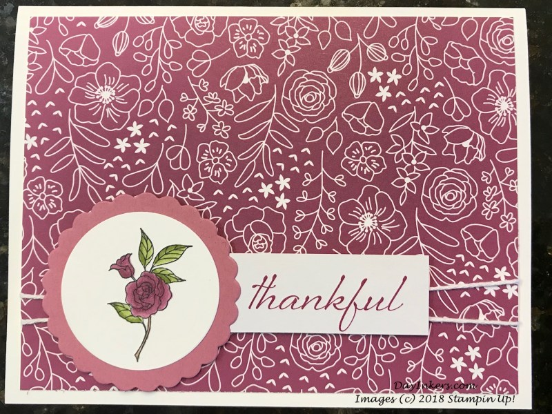In Every Season Stampin Up!