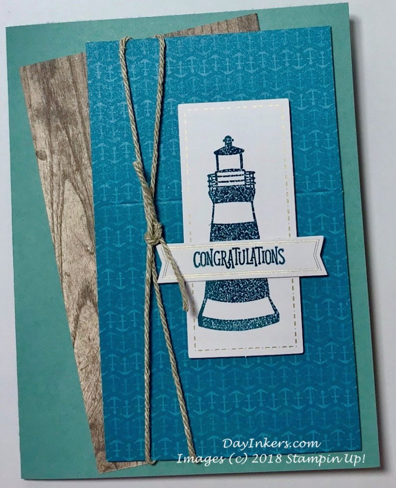 You Are My Anchor Paper Pumpkin Alternative FMS336