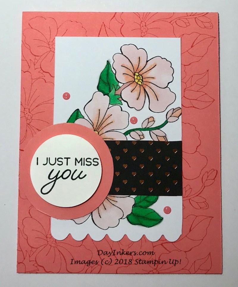 Blended Seasons Heartfelt Love Notes Paper Pumpkin Alternate