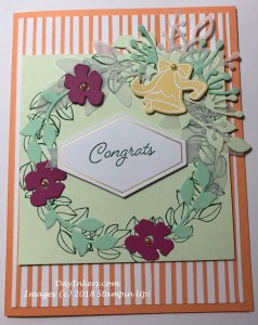 Spring Blended Seasons Bundle Stampin Up