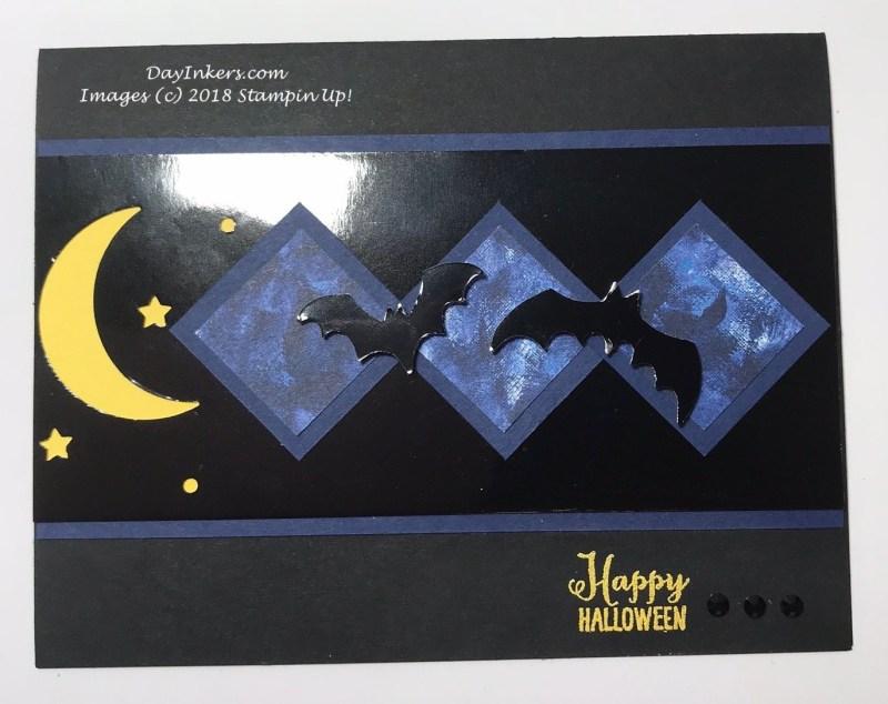 Black Foil Spooky Sweets