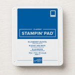 Stampin' Up! Blueberry Bushel Classic Stampin' Pad