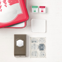 Stampin' Up! Christmas Traditions Punch Box