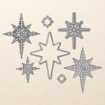 Stampin' Up! Starlight Thinlits