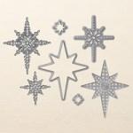 Stampin' Up! Starlight Thinlits