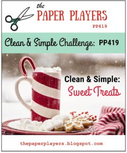 The Paper Players blog challenge pp419