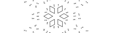 Uniendo los puntos (¿para qué sirven las matemáticas?)