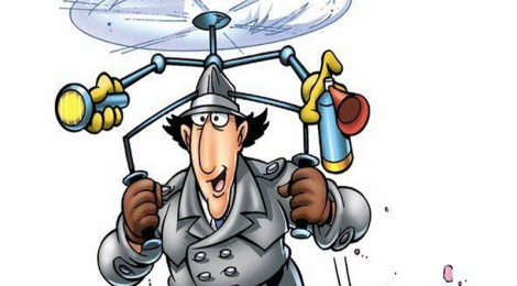 El inspector Gadget: problemas de física con sesgo de género