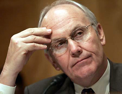 Former Senator Larry Craig