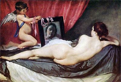 Venus, by Diego Velazquez