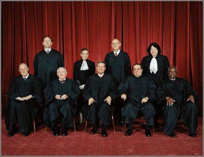 The 2010 Supreme Court