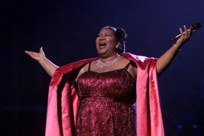 Aretha Franklin, VH1 2000