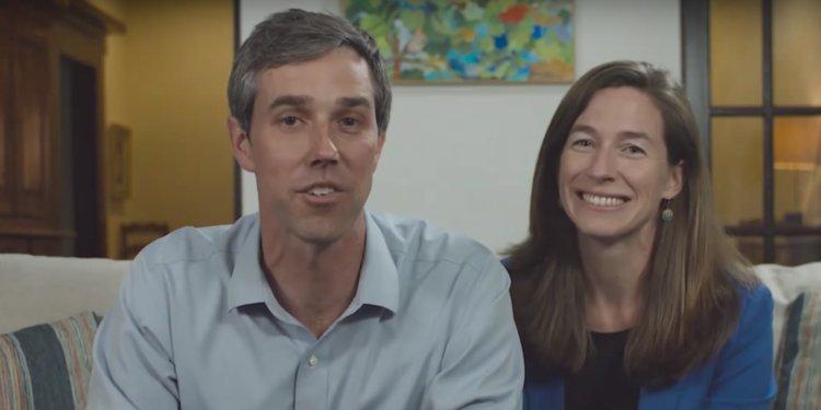 Beto campaign announcement