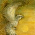 Eagle Woman Goddess