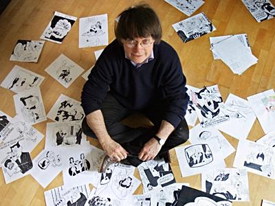 Jean Cabut, Charlie Hebdo cartoonist
