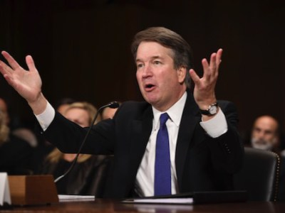Kavanaugh denies sexual assault allegations