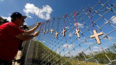 17 crosses at Stoneman Douglas