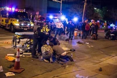 The SXSW collision