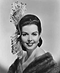 Ann Miller, astrological placement of Terpsichore