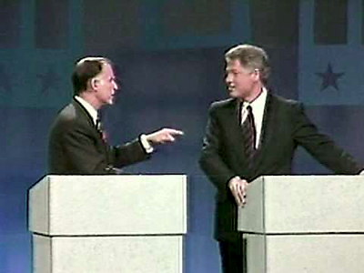 Brown and Clinton, 1992
