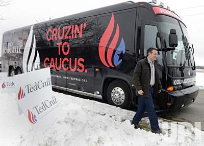 Ted Cruz Iowa