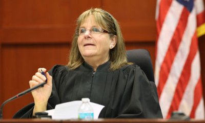 Judge Debra Nelson, presiding
