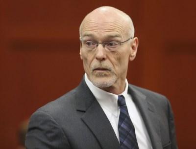 Defense attorney Don West.