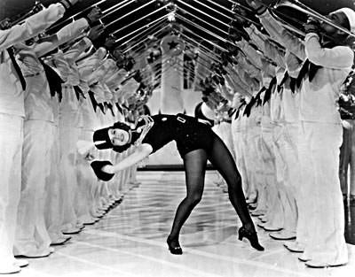 Eleanor Powell, astrology of asteroid Terpsichore