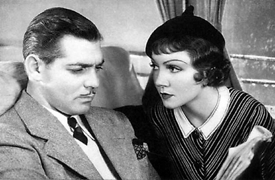 Clark Gable, It Happened One Night