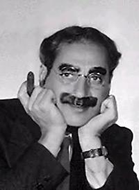 Groucho Marx Thalia