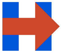 Hillary's 2016 campaign logo
