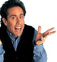 Jerry Seinfeld asteroid Thalia comedy