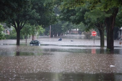 Midwest flooding at record levels