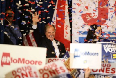 Doug Jones Alabama Senate victory