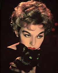 Kim Novak, witch