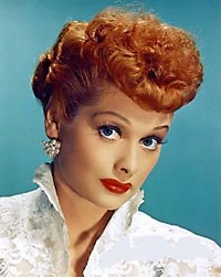 Lucille Ball, Asteroid Thalia Comedy