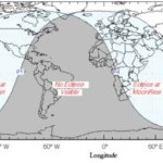 Lunar Eclipse Path, November 2012