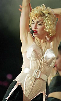 Madonna, Lust at the IC