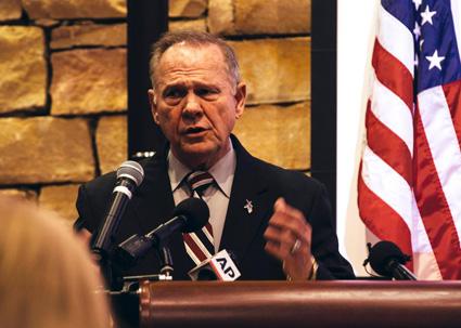 Roy Moore