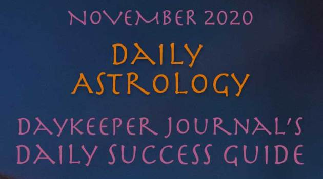 Astrological Forecast Daily Success Guide