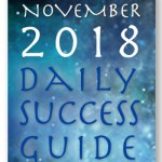 Daily Success Astrological Guide, November 2018