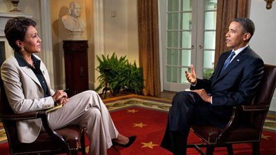 Roberts and Obama