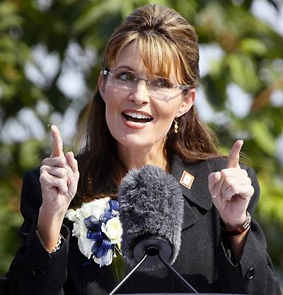 Palin's resignation