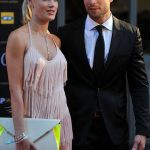 Steenkamp with Pistorius