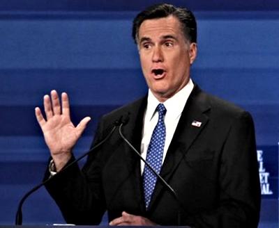 Mitt Romney Mars Retrograde